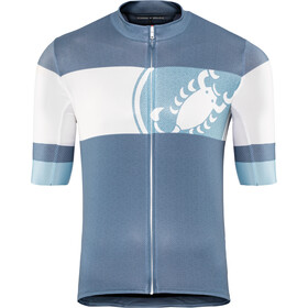 Castelli Ruota FZ Jersey Men light/steel blue